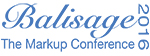 Balisage: The Markup Conference 2016